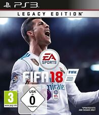 FIFA 18 Legacy Edition - EA Sports FIFA Fußball 2018 - PS3 Playstation 3 NEU OVP