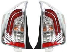 2012 2013 TOYOTA PRIUS REAR TAIL LAMP LIGHT LEFT & RIGHT PAIR SET