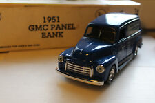 GMC FOURGON 1951 ERTL CLASSIC MOTORBOOKS NEUF BOITE