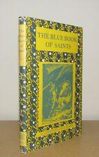 Christine Chaundler - The Blue Book of Saints - 1st/1st