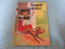Classics Illustrated Junior Comic #549 Simple Kate
