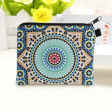 Coin Purse Girl Zipper Bag Key Money Wallet Pouch Purse Clutch 12*9.5cm Small AU