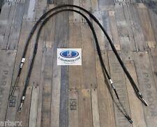 Lada Samara 2108 2109 2113 2114 2115 Handbrake Cable Kit 2 Pcs