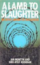 A Lamb To Slaughter An Artist Among The Battlefields(Hardback Book)J-Good