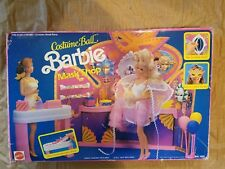 1991 Mattel Barbie Costume Ball Mask Shop in Box