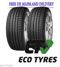2X Tyres 195 45 R16 84V XL Superia/GoForm EcoBlue UHP E B 69dB