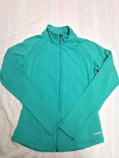 Womens ONE TOOTH Green Zip Up Athletic Sweat pants Sz XL Stretch Running