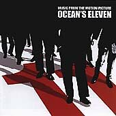 OCEAN'S ELEVEN MUSIC FROM THE MOTION PICTURE - David Holmes + Various Oceans 11