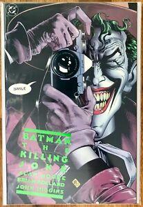 DC Comics. BATMAN: THE KILLING JOKE. Graphic Novel.