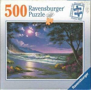 Anthony Casay Ravensburger Jigsaw Puzzle Moonlight Beach