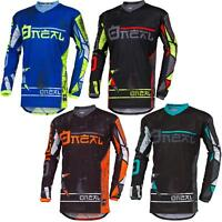 O'Neal Element Zen Moto Cross MTB Jersey MX Enduro MTB DH Trikot Mountain Bike
