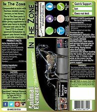 In The Zone Paste by Animal Element - Focus and Digestion w/ Aloe Vera, & ACV +