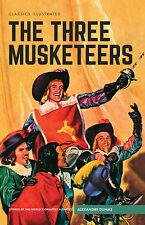 Classics Illustrated Hardback The Three Musketeers (Alexandre Dumas) (Brand New)