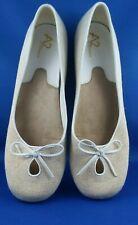 A2 Aerosoles US 9.5 M uk 7.5 flats medium woman's shoes Excellent condition