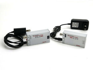 MiraBox Mini Converter set pair - HDMI to / from SDI - HD-SDI 3G-SDI converter