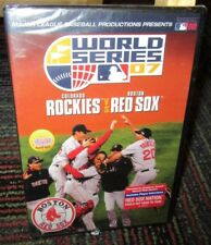 MLB - 2007 WORLD SERIES: COLORADO ROCKIES VS BOSTON RED SOX DVD, RED SOX NATION