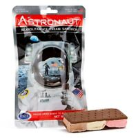 Astronaut Space Food - Neapolitan Ice Cream Sandwich - Freeze Dried Astro Food