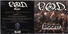 "P.O.D. Boom (Picturedisc, 2001/02)  [7"" Single]"