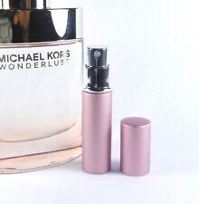 Michael Kors Wonderlust Eau de Parfum 6ml Atomizer Travel Sample Spray EDP .20oz