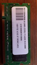 512 MB PC2-4200 DDR2-533 533 MHz Laptop Memory RAM 2161005957010606 K-Byte