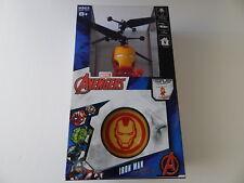 WorldTech 33243 Marvel Iron Man Flying UFO Ball (Full Body) New