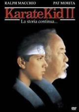 Dvd KARATE KID II (2) (1986) ......NUOVO