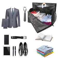 Dustproof Waterproof Business Men Suit Storage Folding Coat Bag Organizer Bags