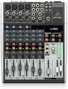 BEHRINGER Xenyx q502usb USB Audio Mixer
