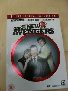 The Complete  New Avengers Box Set