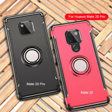 NEW Ring Stand Slim Armor Shockproof Case Cover for Huawei Mate 20 Pro 9 10 P9
