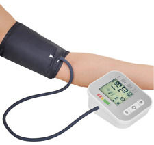 FDA Portable Auto Digital Arm Blood Pressure Monitor Cuff Home BP Machine Device