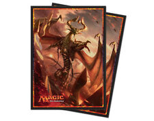 ULTRA PRO Magic The Gathering DECK PROTECTOR Hour of Devastation 80ct Sleeves