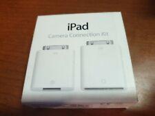 Genuine Apple iPad Camera Connection Kit MC531ZM/A