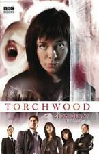 Torchwood Novel Slow Decay Hardcover Book MINT