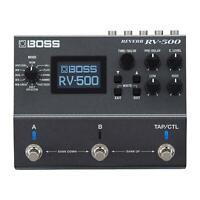 BOSS Reverb Effector RV-500 REVERB New in Box