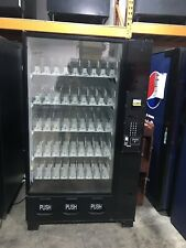 DN 5591  Soda Vending Machine With Credit Card Reader  + Free Shipping