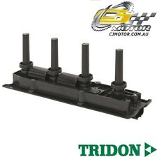 TRIDON IGNITION COIL FOR Holden Astra TS 10/01-01/07,4,2.2L Z22SE