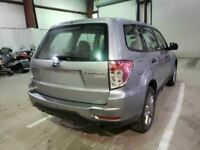Driver Left Tail Light Fits 09-13 FORESTER 502744