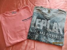 T Shirt Replay und Retrofame Gr.XL
