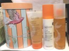 Sanctuary Spa Covent Garden Tin of Good Intentions GiftSet~BodyWash,Scrub,Lotion