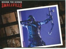 Smallville Seasons 7-10 Behind The Scenes Chase Card BTS1