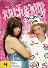 KATH & KIM SERIES 2 - NEW & SEALED DVD (GINA REILLY, JANE TURNER, GLENN ROBBINS)