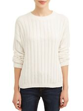 Juniors Chenille Fashion Sweater (Size Medium 7/9) BRAND NEW W TAGS
