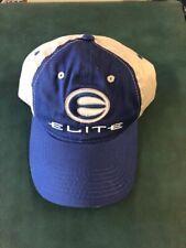 ELITE ARCHERY HAT BLUE& LIGHT GREY NEW