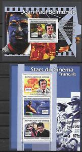 149/7° Französische Kinostars: JEAN-PAUL BELMONDO u.a.