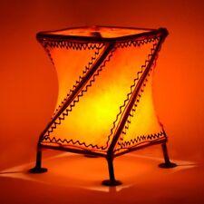 Orientalisches marokkanisches Windlicht Stehlampe Stehleuchte Hennalampe Lampe