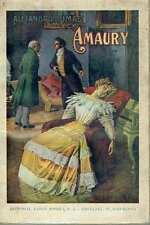 Amaury. Alejandro Dumas (padre).