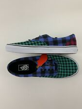 Vans ERA Buffalo Mix Bright Trwht Skateboarding Shoes Sz 11.5