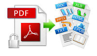 PDF Converter PRO - convert PDF to WORD, EXCELL, PPT, TEXT, HTML, IMAGE, DWG