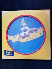 7 Picture Vinyl Single The Beatles Yellow submarine